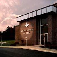 Masonic Center of York Mortar Committee