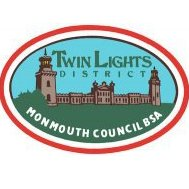 Twin Lights District, Monmouth Council, BSA