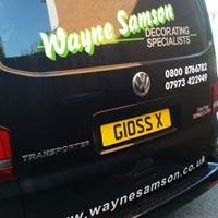 Wayne Samson decorators Ltd