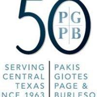 Pakis, Giotes, Page & Burleson, P.C.