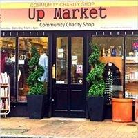 Up Market Community Charity Shop