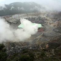 Parque Nacional Volcan Poás