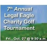 Legal Eagle Charity Golf Tournament