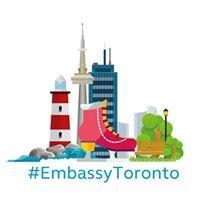 Embassy English Toronto