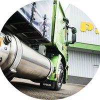 P. van der Nat Transport - Opslag - Distributie