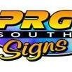 PRG South Signs