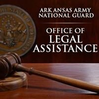 Arkansas Army National Guard Legal Assistance