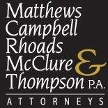 Matthews Campbell Rhoads McClure & Thompson