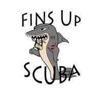 Fins Up Scuba