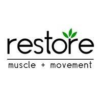 Restore Muscle + Movement