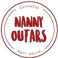 Nanny Outars: Guyanese Roti House