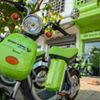 Green e-bike