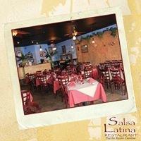 Salsa Latina Restaurant Puerto Rican Cuisine