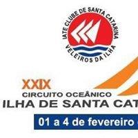 Iate Clube de Santa Catarina - Veleiros da Ilha