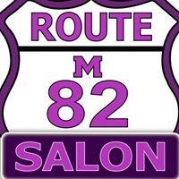 Route M82 Salon