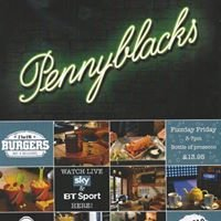 Pennyblacks Birmingham Bar