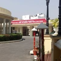 Vintage & Classic Car Collection, The Palace, Udaipur