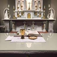 Sacred Heart Catholic Church in Hudson, MI