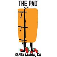 The Pad Climbing Santa Maria