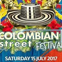 Colombian Street Festival Brisbane