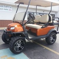 Clear Creek Golf and Utility Vehicle Co.