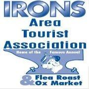 Irons Area Tourist Association Home of the world famous Flea Roast