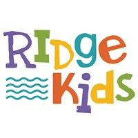 Ridge Kids Ministry