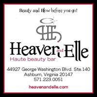 Heaven & Elle Haute Beauty Bar Home of SkinnyTan