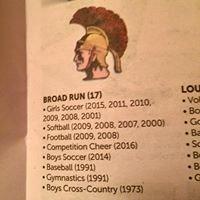 Broad Run Athletic Booster Club