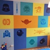 Geko Wall Design