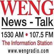News/Talk 1530 & 107.5 & 98.1 WENG