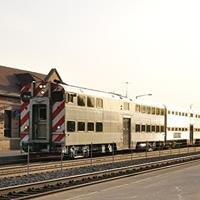 Naperville Train Station