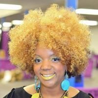 Angie Germaine Natural Hair