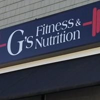 G's Fitness & Nutrition
