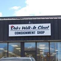 Deb's Walk-In Closet