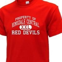 Hinsdale Central High School Apparel