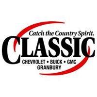 Classic Chevrolet Buick GMC in Granbury