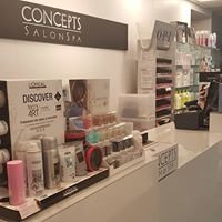 Concepts Salon & Spa