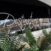 Destinations Hair Studio and Spa