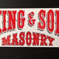 King & Son Masonry