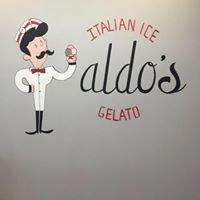 Aldo's Italian Ice & Gelato