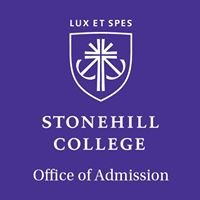 Be a Skyhawk - Stonehill College Admission