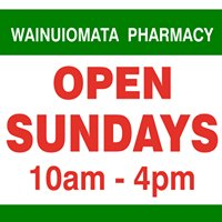 Wainuiomata Pharmacy & Lotto