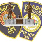 Peabody Fire and Police Memorial