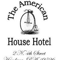 The American House Hotel