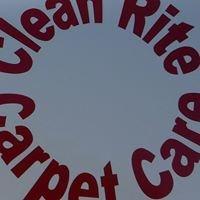 Clean Rite Carpet Care