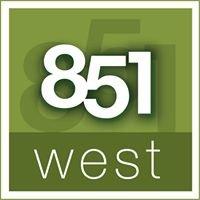 851 West