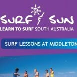 Surf & Sun - Learn to Surf SA