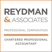 Reydman & Associates CPA Toronto - Accounting, Bookkeeping Payroll & Taxes