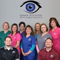 Drs. Harmon, Petty, & Cole Optometrists